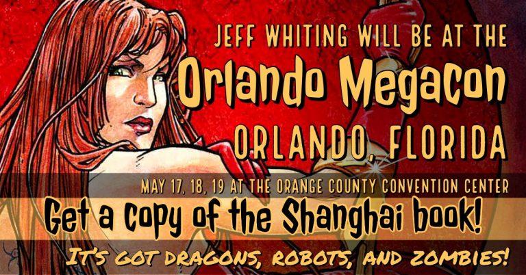 Next show: Orlando Megacon