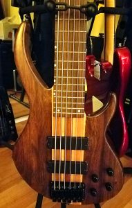 Peavey Grind 6-string bass guitar