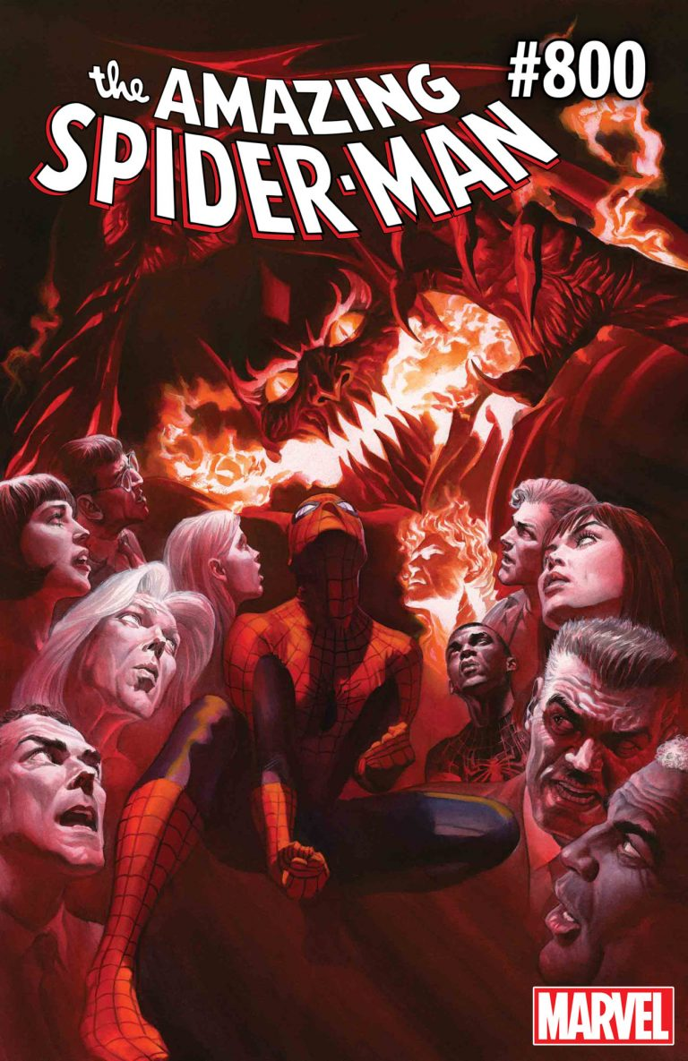 Amazing Spider-man #800, plus the past two years – comic book review