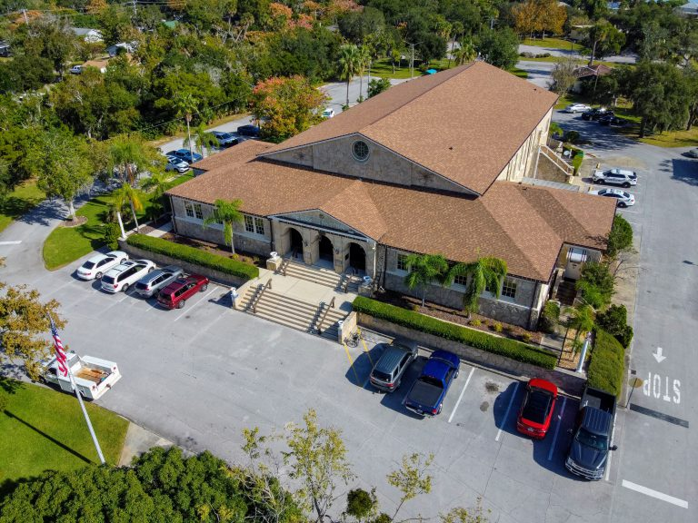 Drone Shot – City Hall