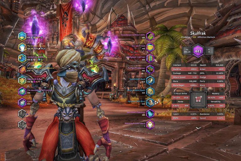 Warcraft – My Main Man