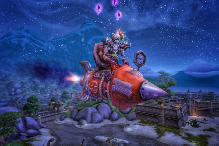 Warcraft – Rocket in my Pocket