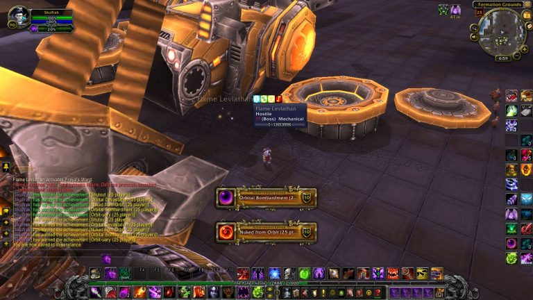 World of Warcraft Solo Runs – Ulduar