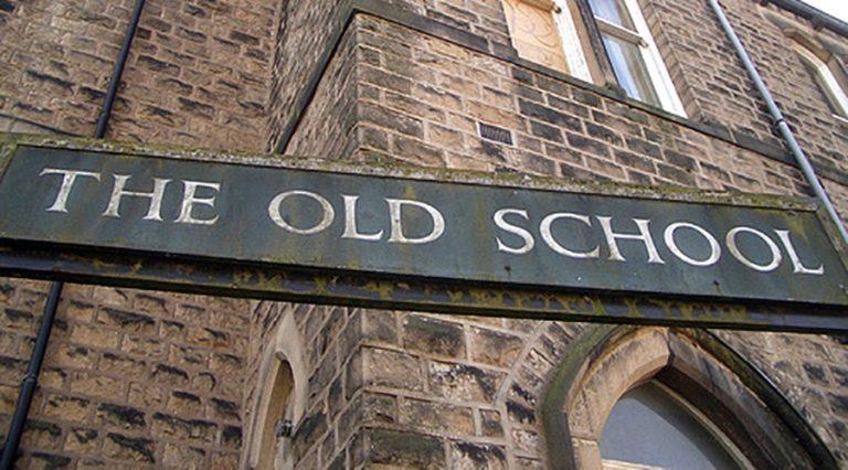 Old School – October 2014