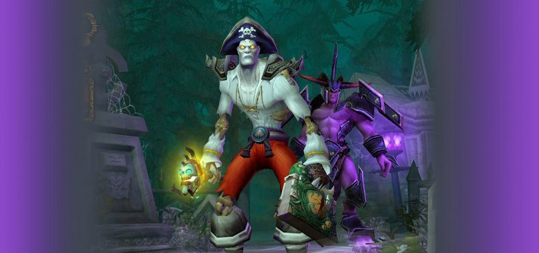 World of Warcraft | Out of the Garrison