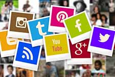 Share on Social Media to increase your SEO