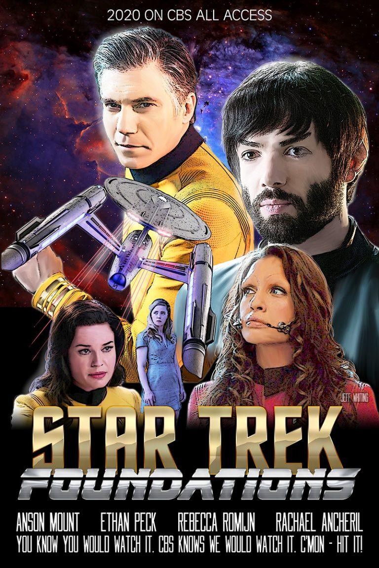 Star Trek Discovery – Pike!