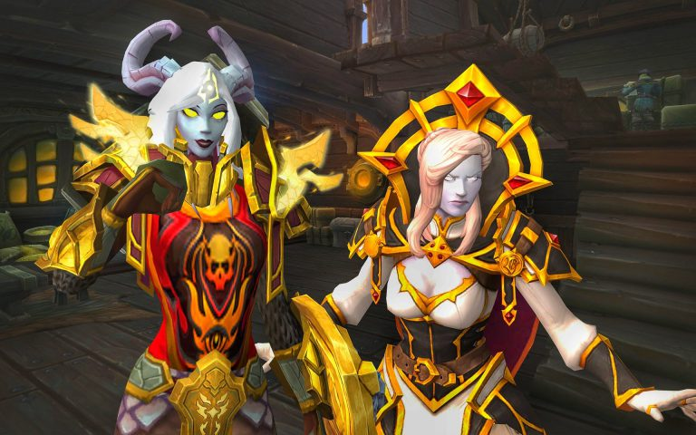 Warcraft – Besties